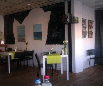 Lunchcafe RJ's