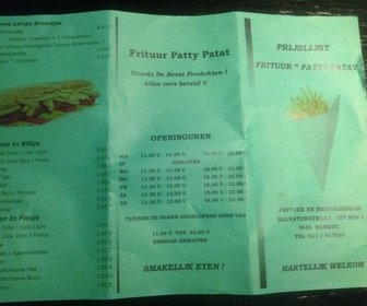 Patty Patat