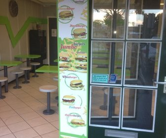 Cafetaria Whizzburger