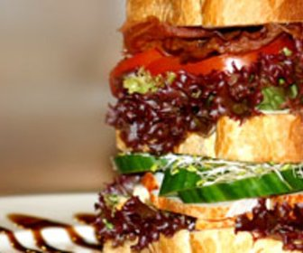 Club Sandwich The Catering Company