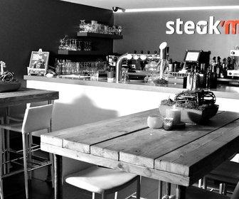 Steak'm