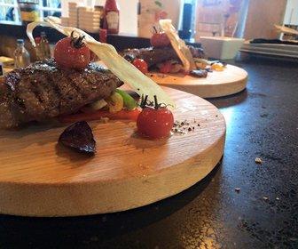 Meat bar & kitchen