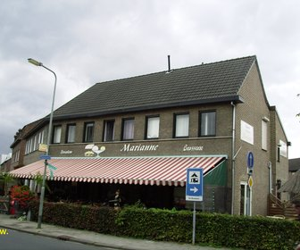 Brasserie en IJssalon Marianne