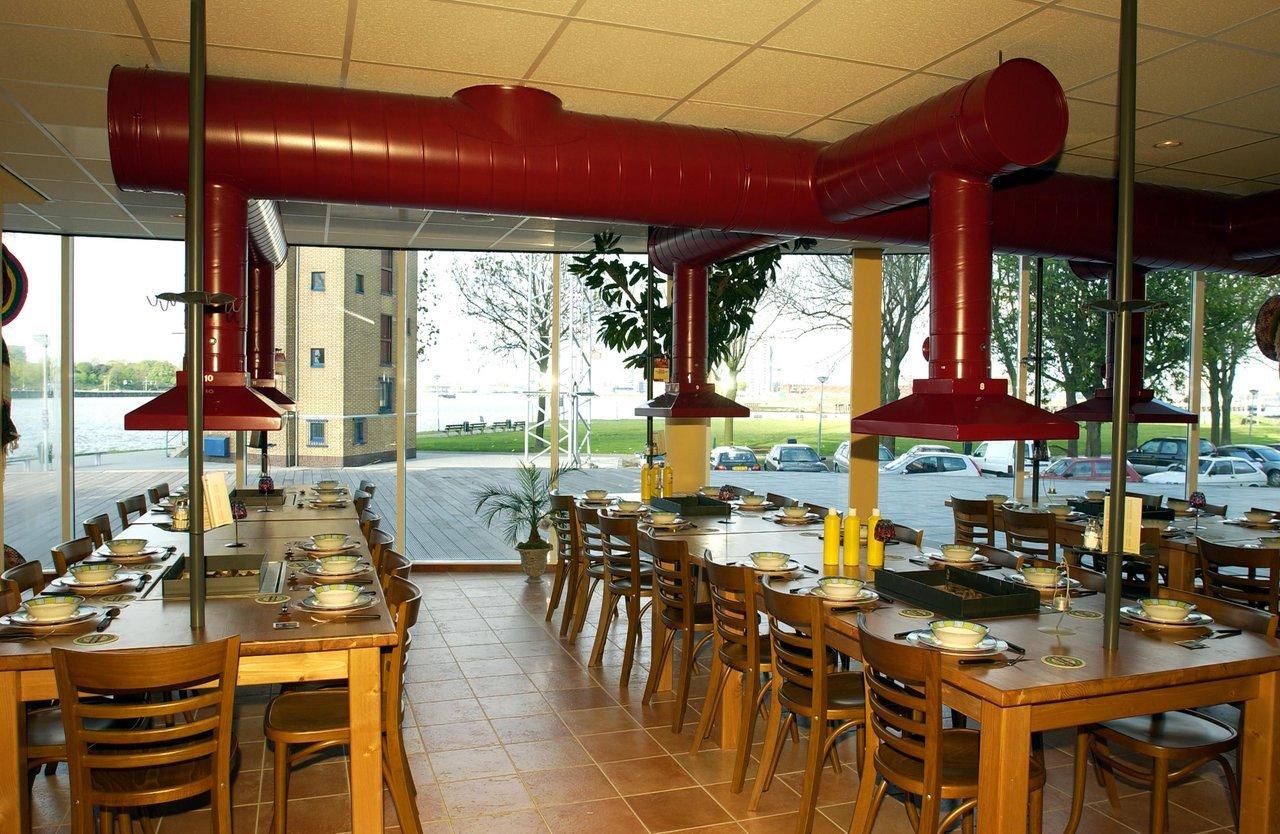 Barbecue Restaurant Rotterdam.Gonzales In Rotterdam Eet Nu