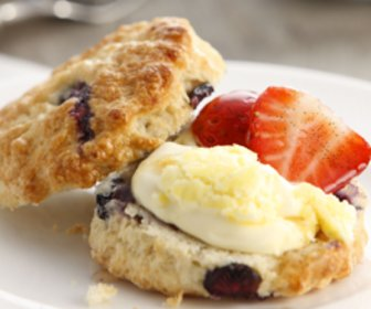 Scones with jam 3 preview