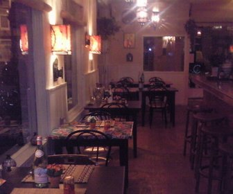 Eetcafé restaurant Tijm