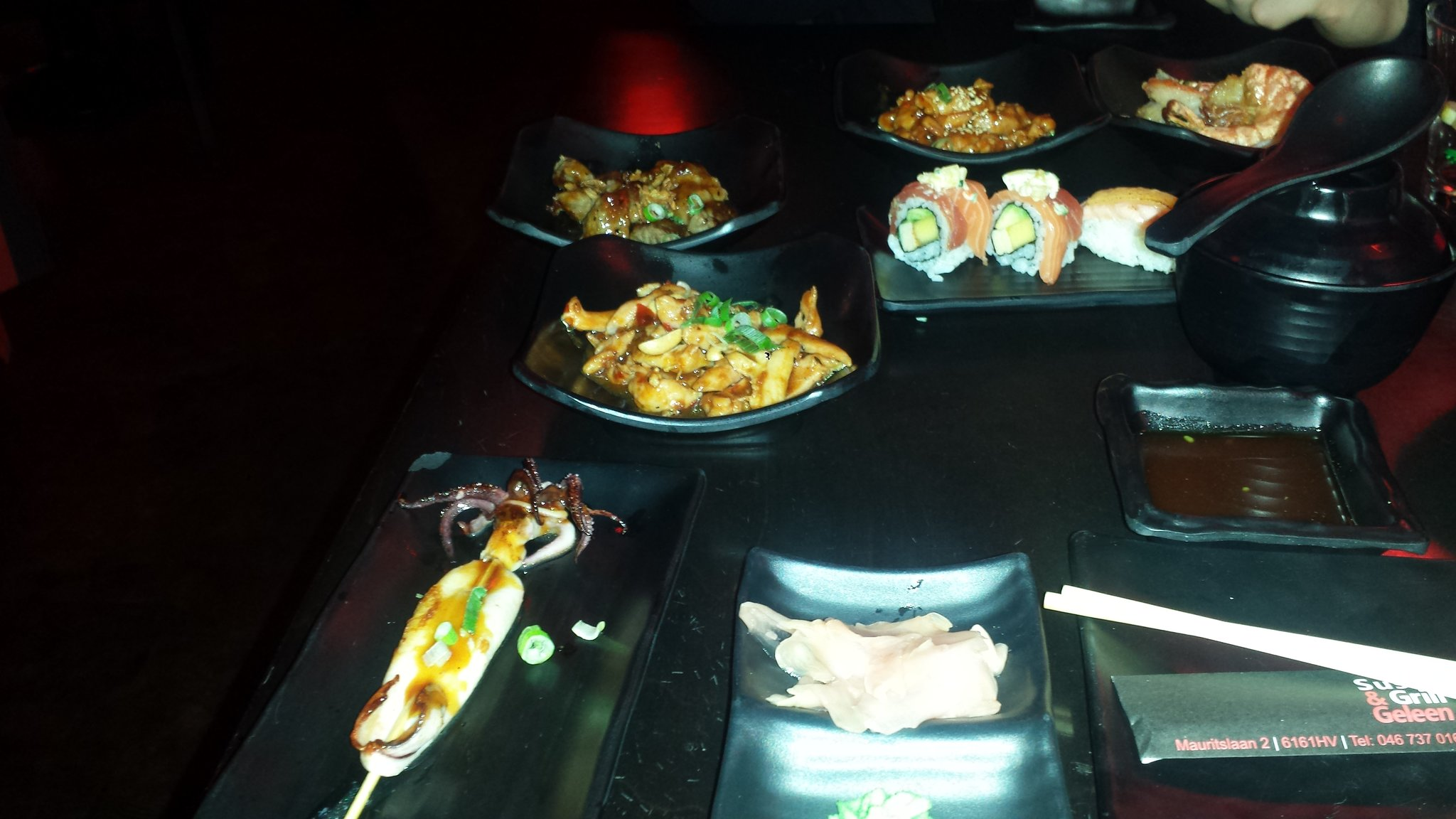 Sushi & Grill