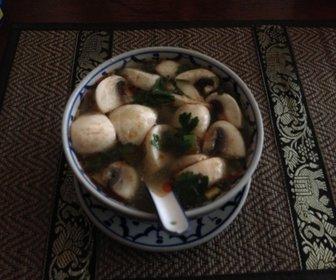 Thaise Snackbar Bird