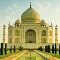 Foto van Taj Mahal in De Koog