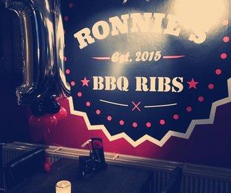 Ronnie's BBQ RIBS