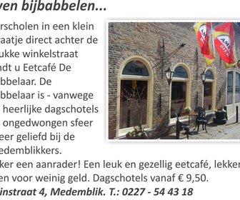 Eetcafé De Babbelaar
