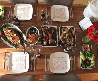 De echte Indonesische keuken