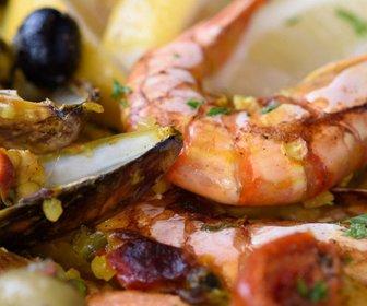 Paella spaans restaurant de reis web preview