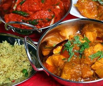 Indian food preview