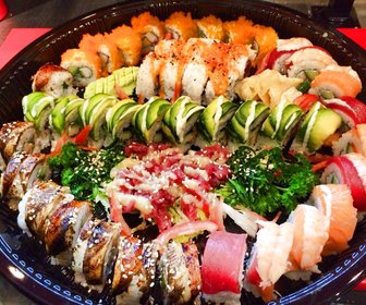 Sushi Now & More