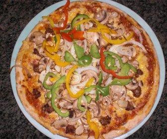 Pizzeria Mediterrannée
