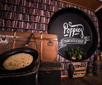 Poppies Pannenkoekenboot