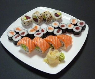 Sapa sushi preview