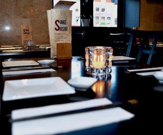 Sake Sushi
