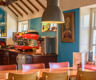 Restaurant de reis koffie dessert preview
