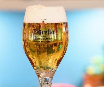 De reis bier estrella damm preview