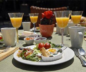 Eten en drinken bij Sofie