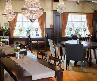 Restaurant de spikke heerde diner lunch terras preview