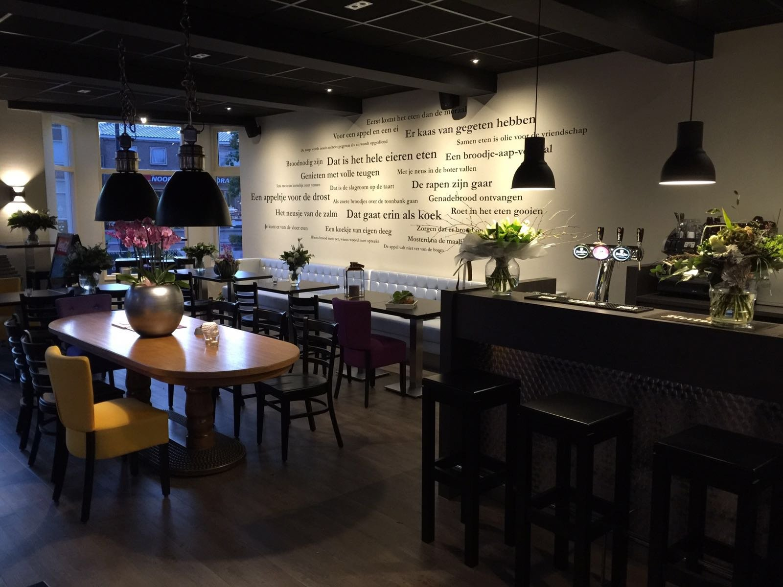 Restaurant De Drie Turven In Drachten Eetnu