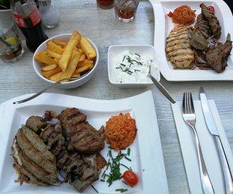 Grieks Specialiteiten Restaurant Knossos