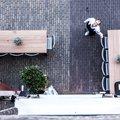 Foto van Thijs in Amsterdam