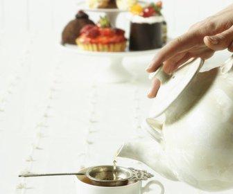 High Tea De Luxe