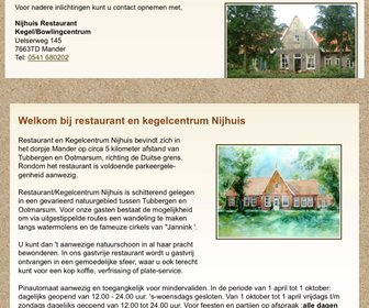 Restaurant-Kegelcentrum Nijhuis