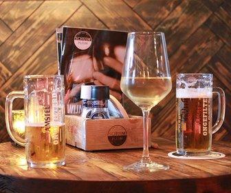 Schuim met pluim tap uw eigen biertjes preview