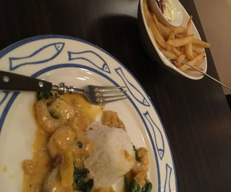 Eten bij Ziza