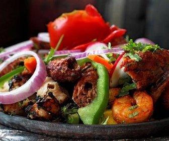 Indian Tandoori & Curry