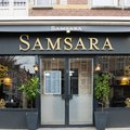 Photograph of Samsara Restaurant in Amsterdam