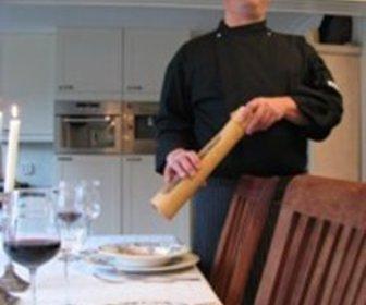 Ik kom bij je koken