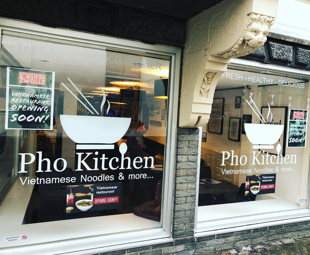 photograph of pho kitchen in zwolle - Pho Kitchen