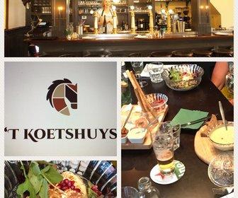 Eetcafé 't Koetshuys