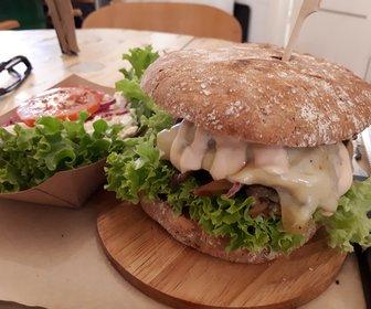 Mister H.A.M. Burger