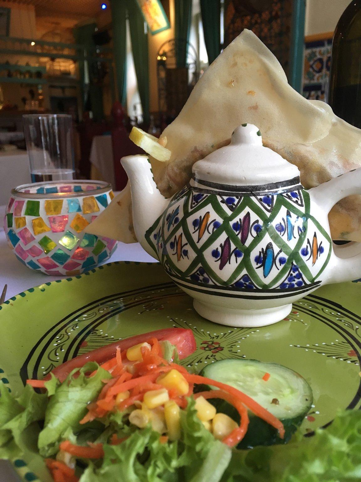 Restaurant ShiSha