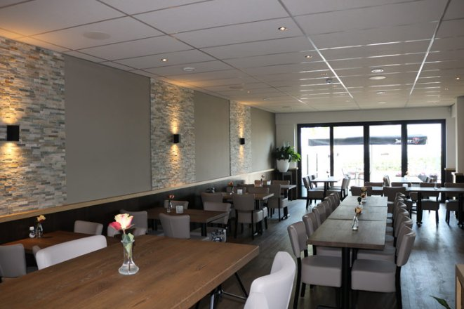 Restaurants In Huizen : Aan de kade in huizen eet.nu