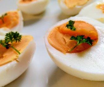 Eieren ontbijtservice preview