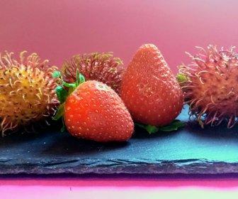 Ontbijt met fruit ontbijtservice preview