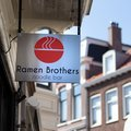 Photograph of Ramen Brothers in Haarlem