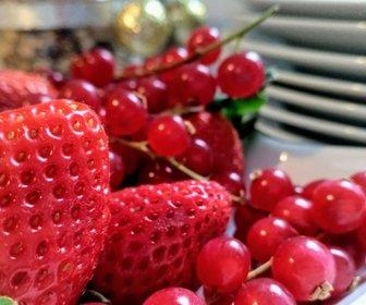 Fruit kerstontbijt  ontbijtbuffet ontbijtservice drenthe preview