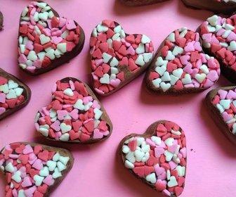 Valentijnsdag ontbijt cadeautje preview