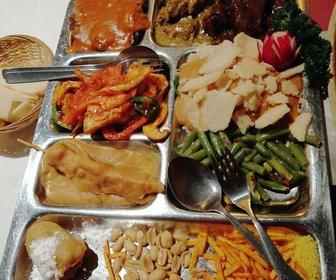 Foto 4 indische rijsttafel voor 1 persoon preview