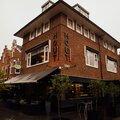 Foto van Hout in Haarlem