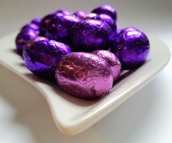 Pasen paasontbijt chocolade eitjes preview